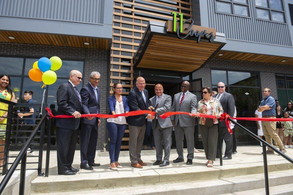 11 Cooper Property Opening in Camden